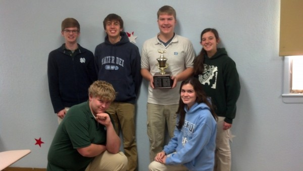 MD Scholar Bowl Team captures 14th consecutive Clinton County Championship.