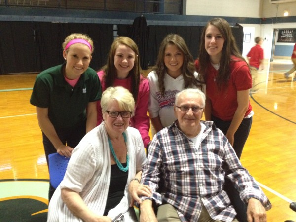 Mr. Roland Levi was invited to MD campus by Chloe Beckmann, Katie Vandeloo, Alexis Cusamano, and Tabby Kitowski as part of a class project.