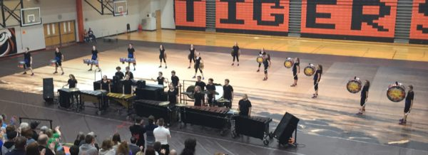 Indoor Percussion - Edwardsville